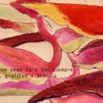 色彩と格言。自分の世界を表現するのが名刺です